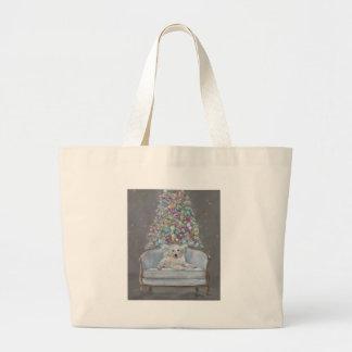 Grand Tote Bag Joyeux et lumineux