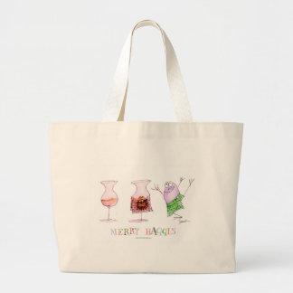 Grand Tote Bag joyeux haggis