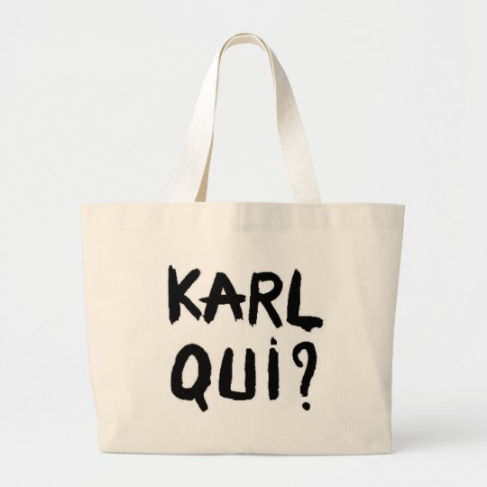 Grand Tote Bag Karl bag