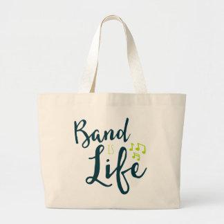 Grand Tote Bag La bande est la vie