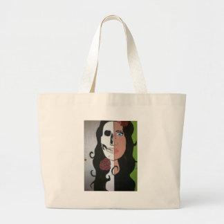 Grand Tote Bag La beauté est mortelle