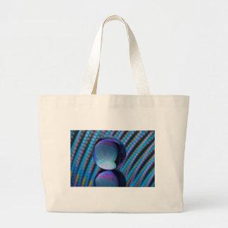 Grand Tote Bag La boule reflètent 1