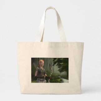 Grand Tote Bag La chasseuse