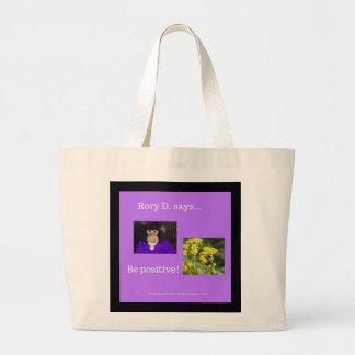 Grand Tote Bag La collection de Rory D soit Fourre-tout enorme