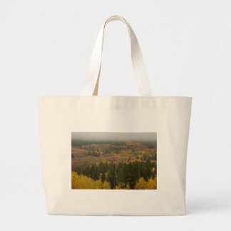 Grand Tote Bag La couleur dans le Colorado coloré