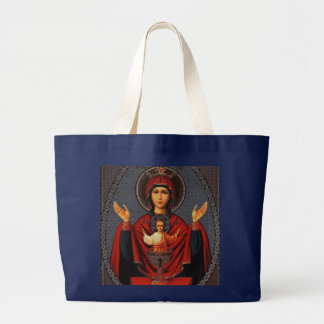 Grand Tote Bag La tasse inépuisable