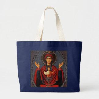 Grand Tote Bag La tasse inépuisable