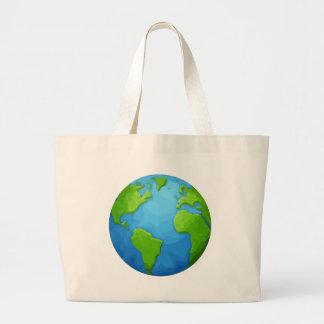 Grand Tote Bag la terre