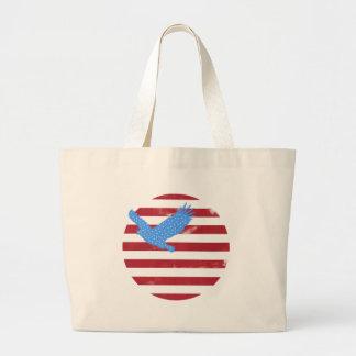 Grand Tote Bag La terre du libre