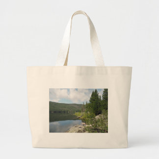 Grand Tote Bag Lac monarch dans le Colorado