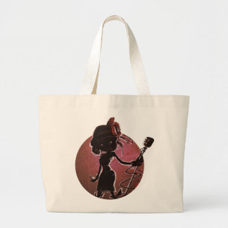 Grand Tote Bag Lady from Jazz: Trump's Journey