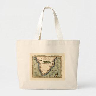 Grand Tote Bag L'Afrique du Sud 1513