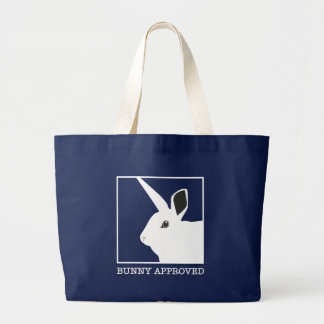 GRAND TOTE BAG LAPIN APPROUVÉ