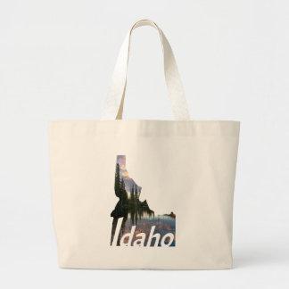 Grand Tote Bag Le bel Idaho