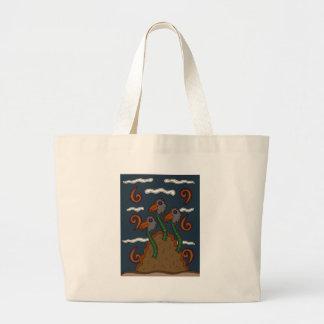 Grand Tote Bag Le Birdworms