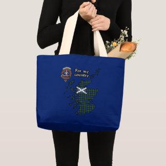 Grand Tote Bag Le clan de Bannerman Badge Fourre-tout enorme