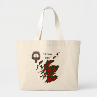 Grand Tote Bag Le clan d'Erskine Badge Fourre-tout enorme