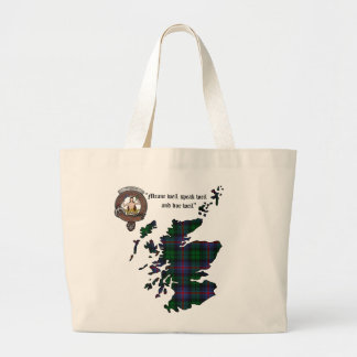 Grand Tote Bag Le clan d'Urquhart Badge Fourre-tout enorme