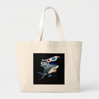 Grand Tote Bag Le film de requin