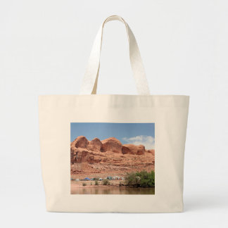 Grand Tote Bag Le fleuve Colorado, Utah, Etats-Unis