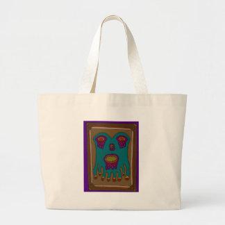 Grand Tote Bag Le maire des marécages