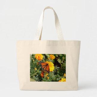 Grand Tote Bag Le papillon Fourre-tout