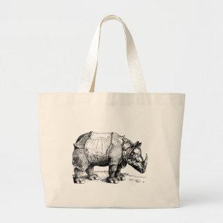 Grand Tote Bag Le rhinocéros