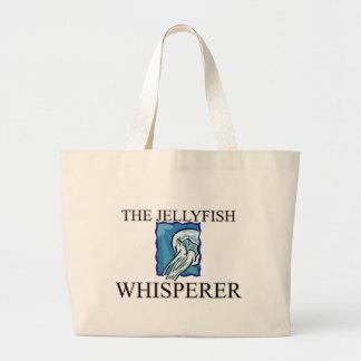 Grand Tote Bag Le Whisperer de méduses