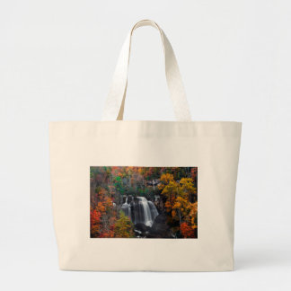 Grand Tote Bag le whitewater tombe dessus