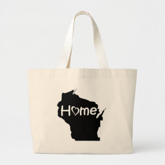 Grand Tote Bag Le Wisconsin