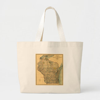 Grand Tote Bag Le Wisconsin 1896