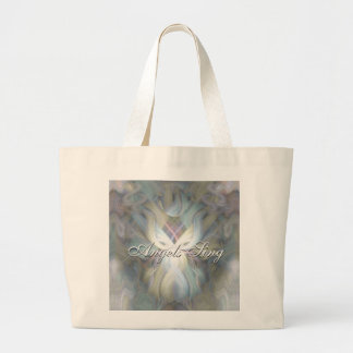 Grand Tote Bag Les anges chantent