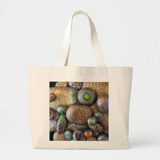 Grand Tote Bag Les roches de plage ! fourre-tout