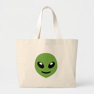 Grand Tote Bag L'espace vert étranger