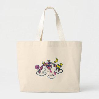 Grand Tote Bag Licorne