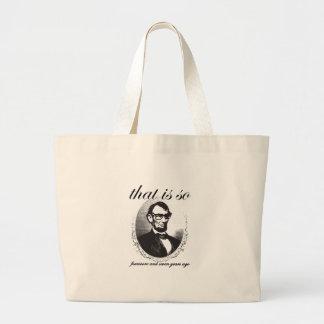 Grand Tote Bag Lincoln qui est ainsi quatre-vingt et il y a de
