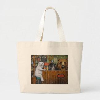Grand Tote Bag Loge 28 d'ours