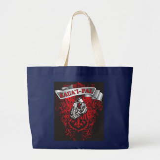 Grand Tote Bag logo majestueux de pal