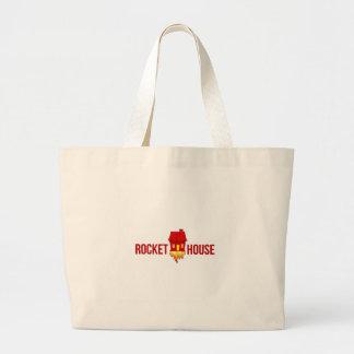 Grand Tote Bag Logo T de RocketHouse