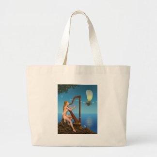 Grand Tote Bag Longtemps attendant