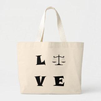GRAND TOTE BAG LOVE27