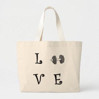 GRAND TOTE BAG LOVE41