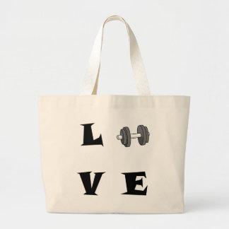GRAND TOTE BAG LOVE42