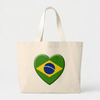 Grand Tote Bag Love Brésil