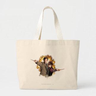 Grand Tote Bag Lupin de Remus et Tonks-Lupin de Nymphadora