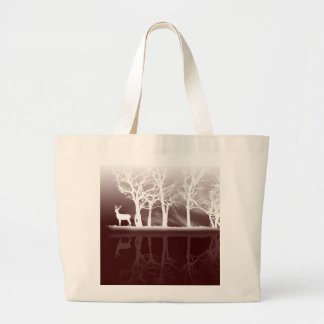 Grand Tote Bag Mâle au crépuscule