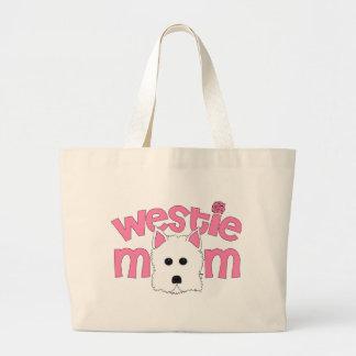 Grand Tote Bag Maman de Westie