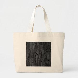 Grand Tote Bag Mamba noir dans illustré, art