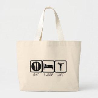 GRAND TOTE BAG MANGEZ SLEEP17