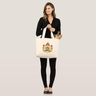 Grand Tote Bag Manteau des bras néerlandais